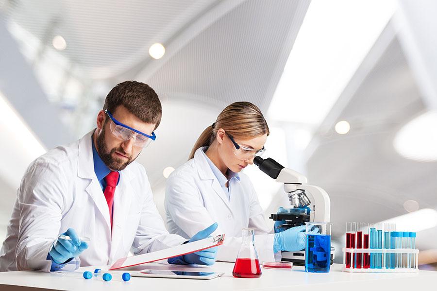 Livre blanc secteur de l'industrie pharmaceutique