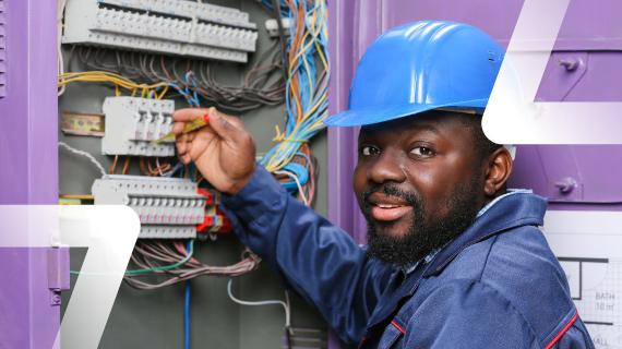 Monteur câbleur électricité