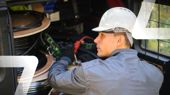 Monteur réseau / Technicien télécom / Technicien fibre optique