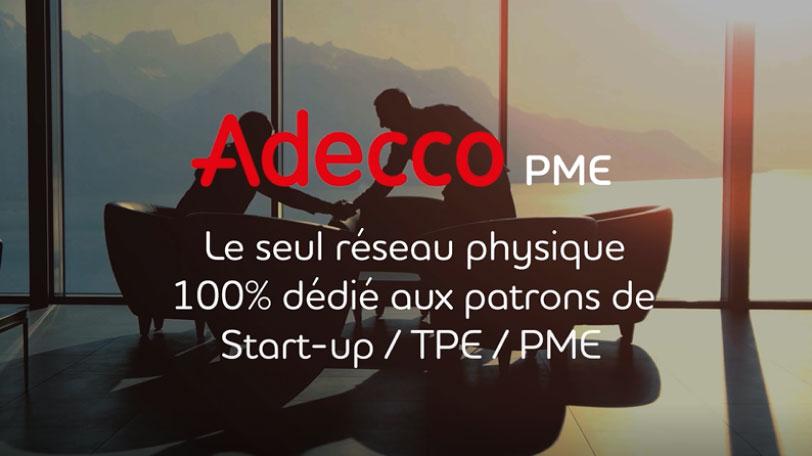 Adecco accompagne les PME